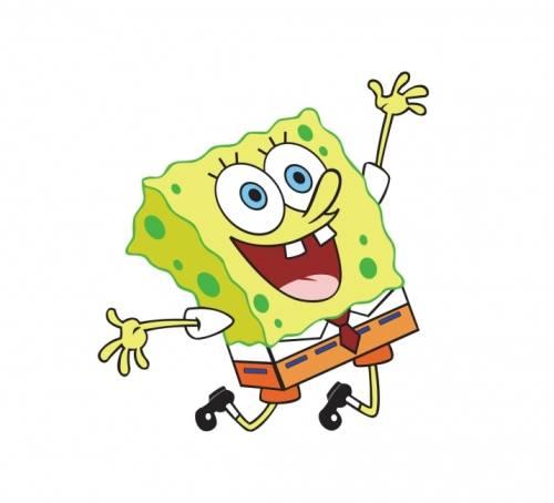 Gambar SpongeBob 15