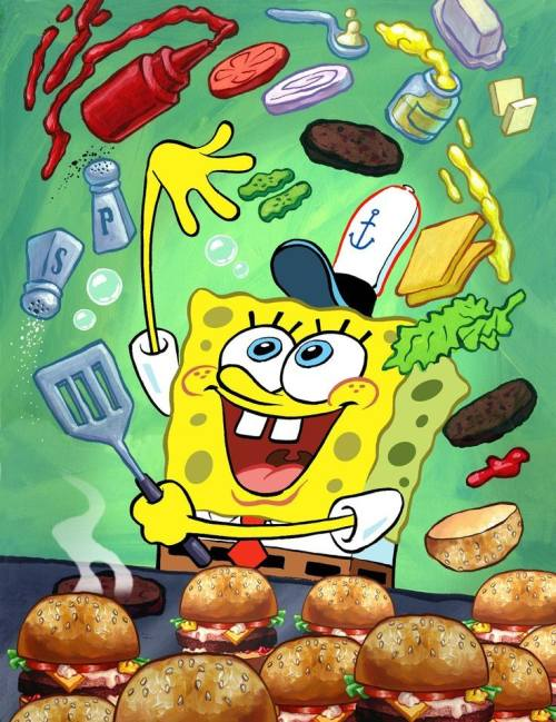 Gambar SpongeBob 16