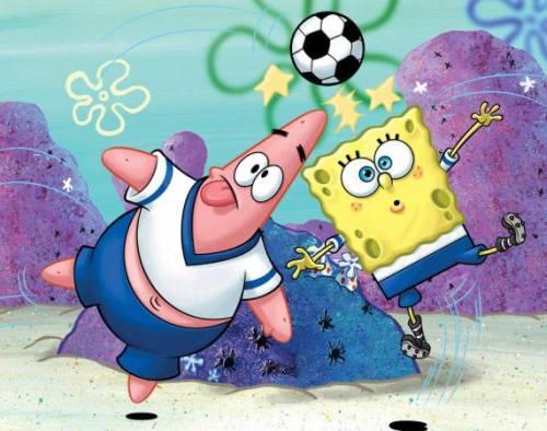 Gambar SpongeBob 20