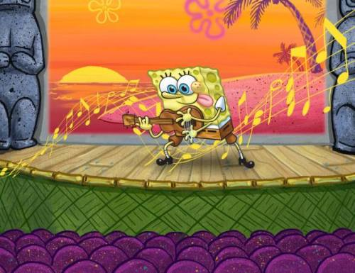 Gambar SpongeBob 25