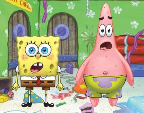 Gambar SpongeBob 35