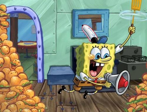 Gambar SpongeBob 37