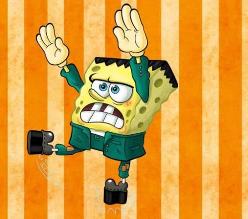 Gambar SpongeBob 39