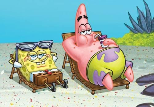 Gambar SpongeBob 41