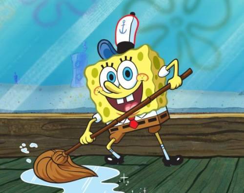 Gambar SpongeBob 42