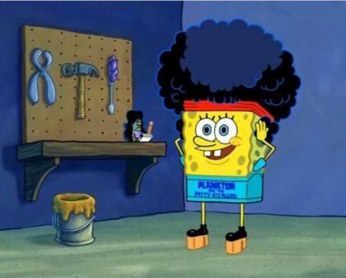 Gambar SpongeBob 48