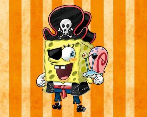 Gambar SpongeBob 6