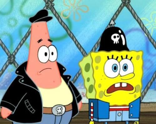Gambar SpongeBob 77