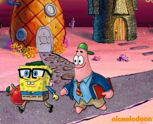 Gambar SpongeBob 80