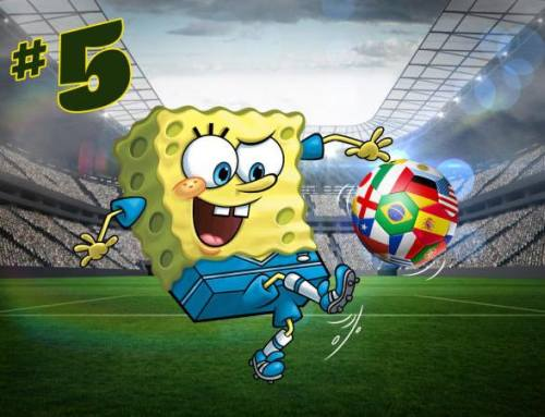 Gambar SpongeBob 9