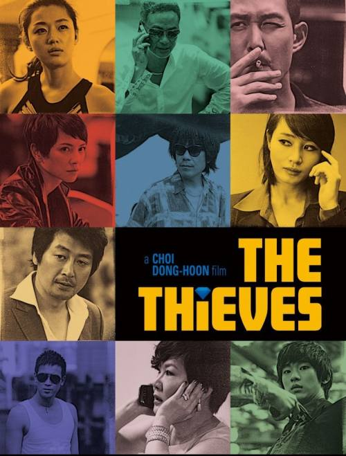 The Thieves Korea Movie