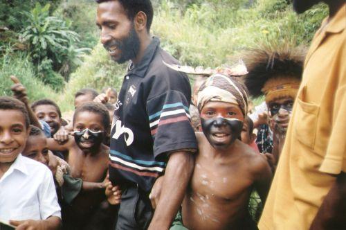 Orang Melanesia