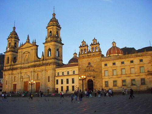Bogotá, Ibukota Kolombia