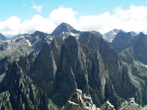Gunung Albania