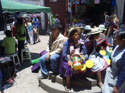 Orang Bolivia