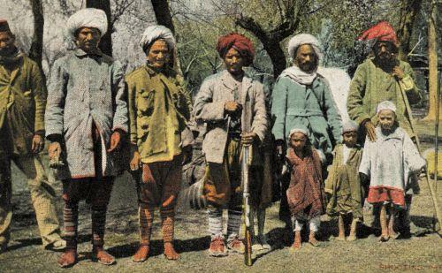 Orang Kashmir