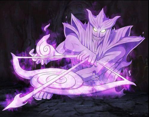 Sasuke Complete Susanoo