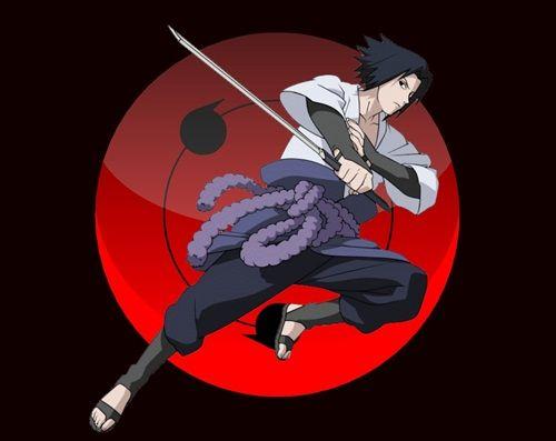 Sasuke Shippuden Jutsu
