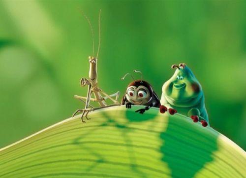 a bug's life film