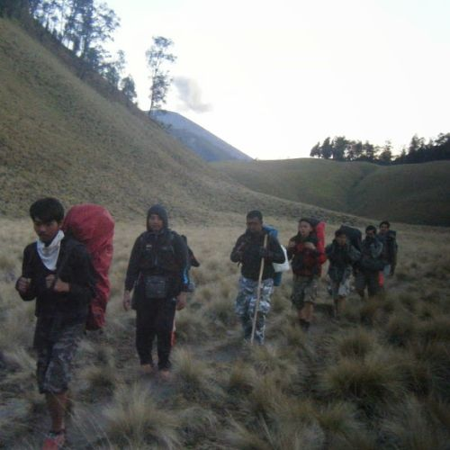 Bromo Backpacker