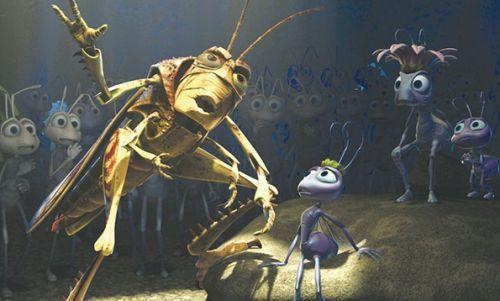 movie a bug's life