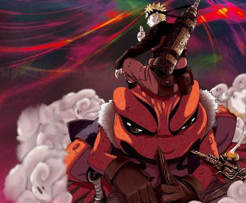 Naruto Gamakichi