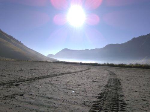 Padang Pasir Gunung Bromo