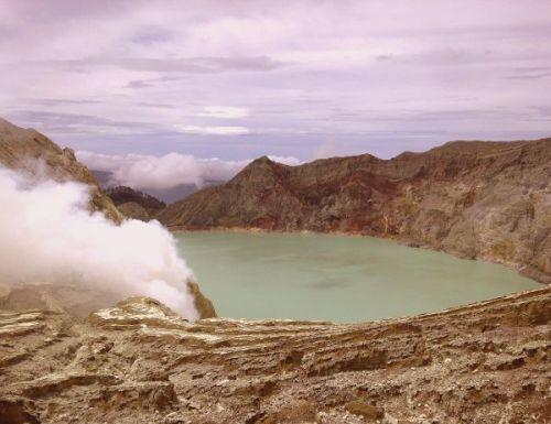 Gunung Ijen Kawah