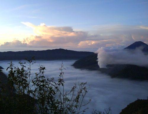 Keindahan Gunung Semeru