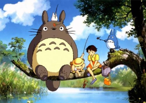 My Neighbor Totoro Character