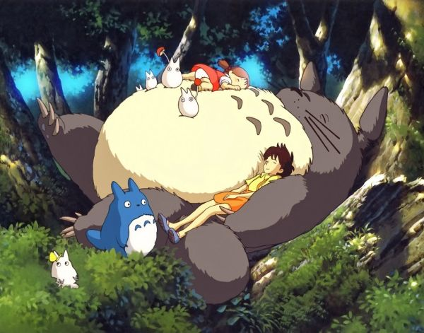 My Neighbor Totoro Cute