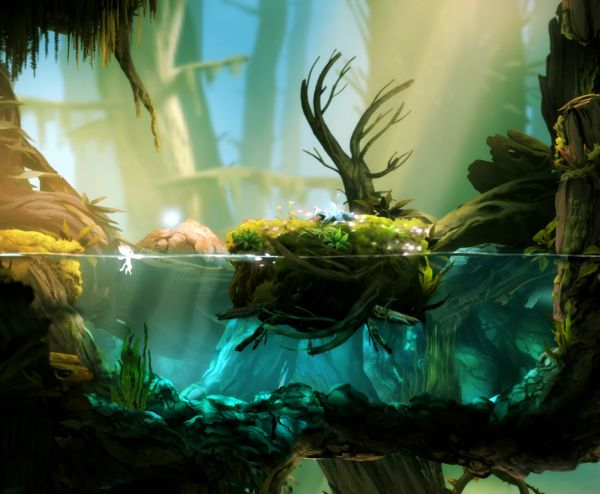 Ori and the Blind Forest Adventure