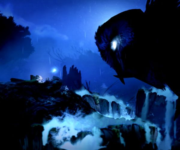 Ori and the Blind Forest Dark Owl