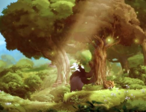 Ori and the Blind Forest Opening