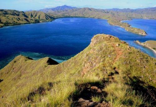 Pulau Komodo yang Indah