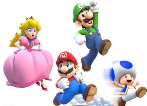 Mario Bros and Friends