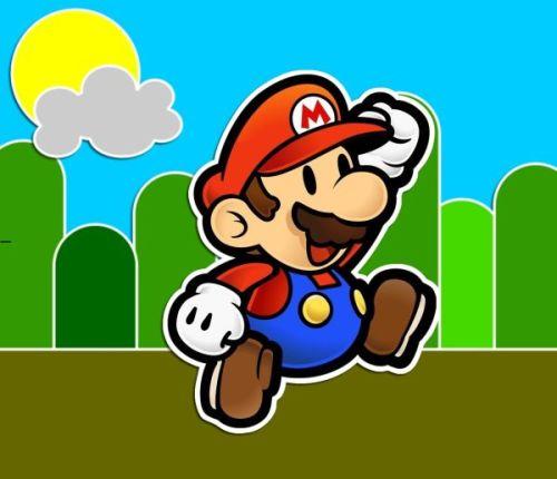 Super Mario Bros Jump