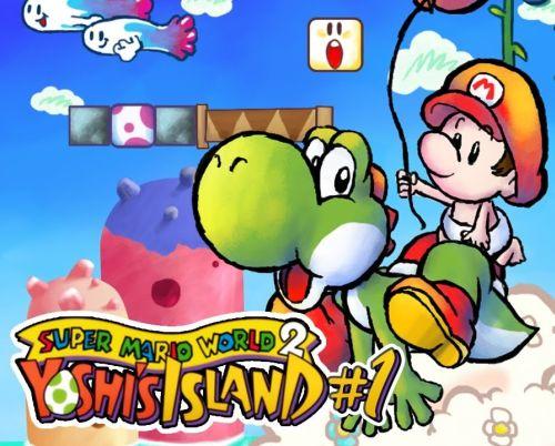 Super Mario World 2 Yoshi Island