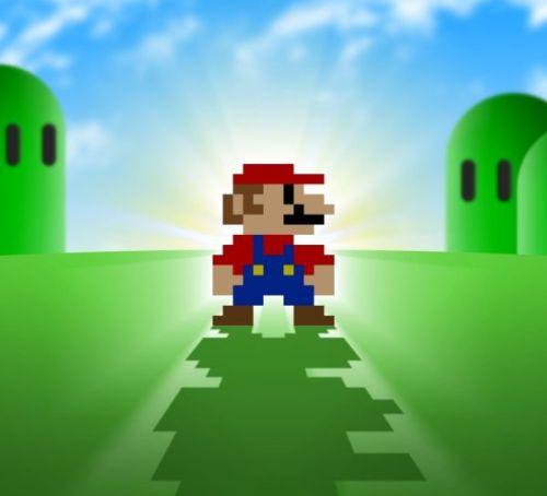 Vintage Mario Bros
