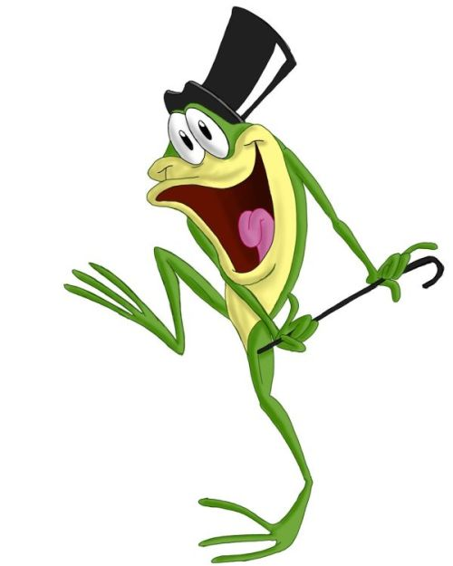 Michigan J. Frog singing frog looney tunes