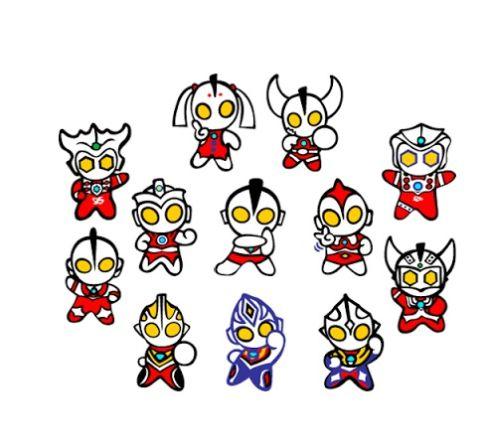 Ultraman chibi
