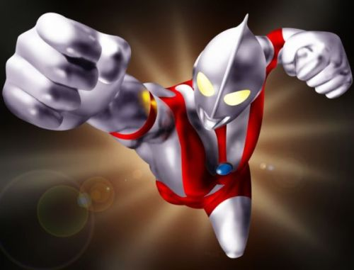 Ultraman Flying