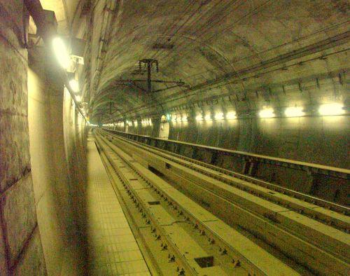 Yoshioka Seikan tunnel