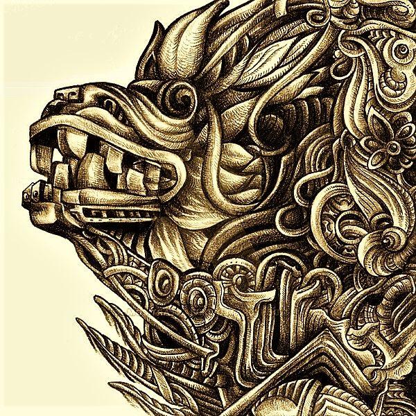 Aztec quetzalcoatl Kukulkan