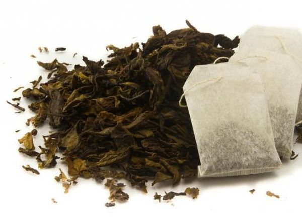 Tea bag loose tea