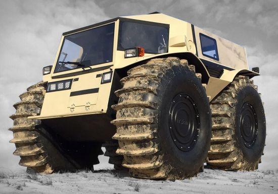 amfibi truck jeep