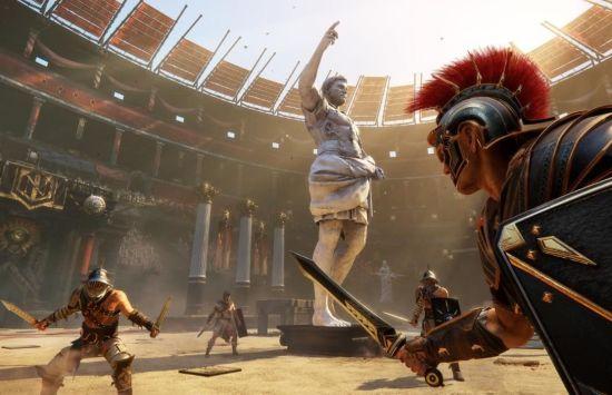 Battle Gladiator