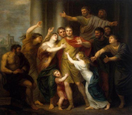 Marcus Attilius Gladiator