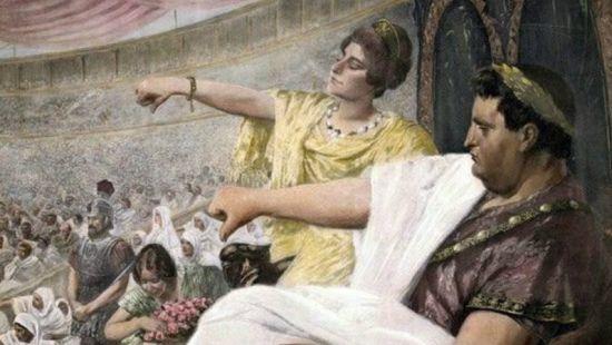 Spiculus Nero Rome Emperor